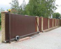 Подключение автоматических ворот (фото 1)