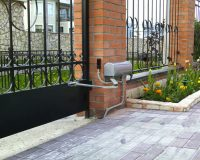Подключение автоматических ворот (фото 5)
