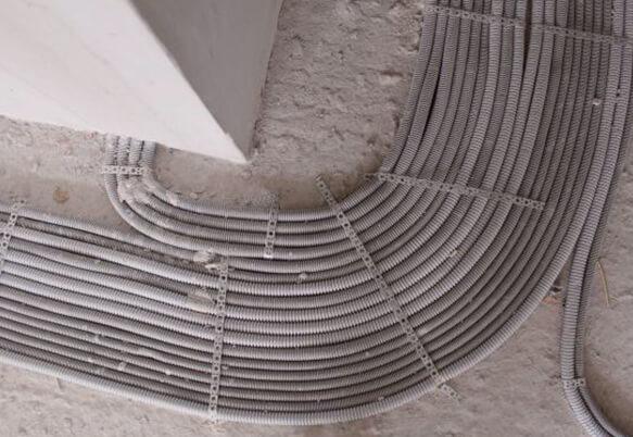 Демонтаж кабеля