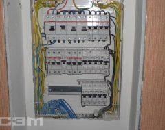 Установка электрощитов (фото 3)