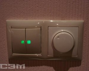 Установка выключателей (фото 2)