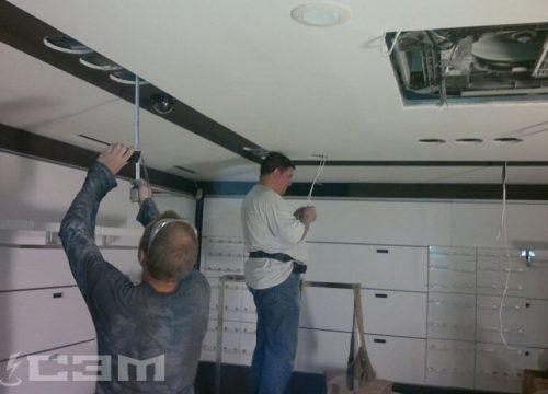 Монтаж проводки в доме (фото 4)