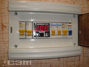 Монтаж электросчетчиков (фото 10)