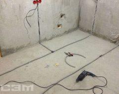 Монтаж электропроводки (фото 10)