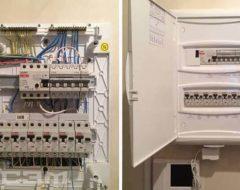 Монтаж электрощитов (фото 2)