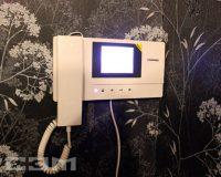 Установка видеодомофона (фото 8)