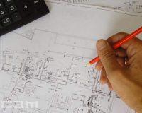 План электроснабжения в помещении (фото 7)