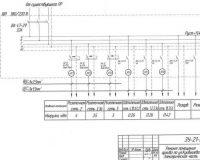 План электроснабжения в помещении (фото 4)