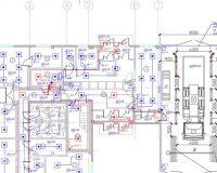 План электроснабжения в помещении (фото 3)
